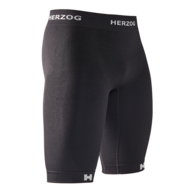 Herzog pro compressiebroek zwart kopen