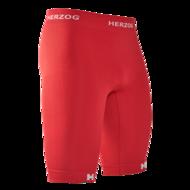 Herzog pro compressiebroek rood kopen